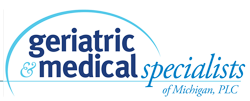 geriatric and medical logo